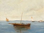 Halászok a vízen