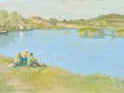 Horgászok