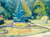 Harkányfürdői park