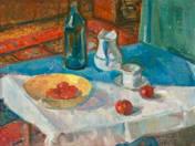 Csendélet gyümölcsökkel