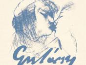 Gulácsy kiállítási plakát