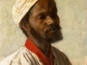 Hadzsi Ibrahim portréja