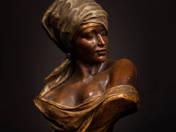 Afrikai nő
