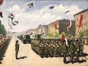 Katonai felvonulás