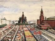 Ünnep Moszkvában I-II.