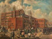 Épül a gyár
