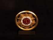 50 éves a CCCP asztali dísz