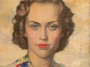 Horthy Istvánné, Edelsheim-Gyulai Ilona portréja