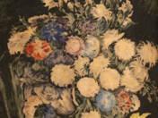 Csendélet virágokkal