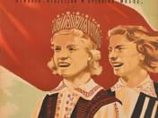 Szovjet Lettország (filmplakát)