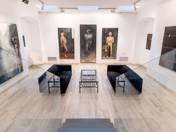 Baksai József - Vita Contemplativa Exhibition