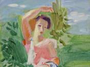 Fiatal lány tájban (1933)