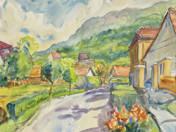 Hegyvidéki utca
