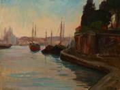 Velencei Canal Grande