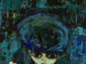 Kék lány