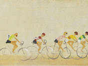 Olympic cyclists (1964)
