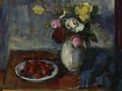 Csendélet cseresznyékkel