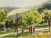 Zamárdi benzinkút (1960)