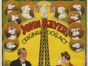 John Bayer's original dog act