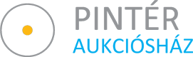 Pintér Aukciósház - Art-deco,kiőntő,pár,Karácsonyi,Online,Aukció,2015,pintér,aukciósház,aukció,árverés,falk,miksa,galéria,budapest